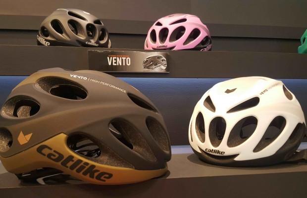Kilauea y Vento son los nuevos cascos de Catlike