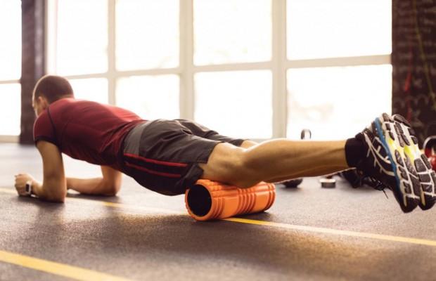 Ejercicios con el Foam Roller que mejorarán tu entrenamiento