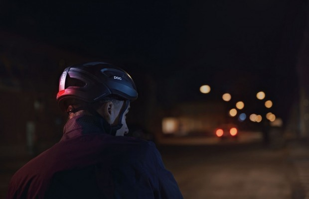 POC Omne Eternal, the first self-powered and infinitely powered helmet