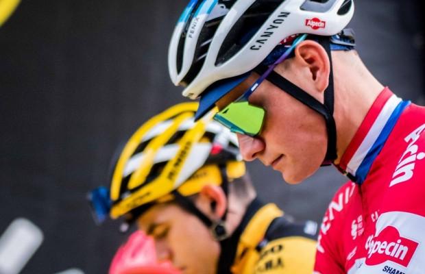 Van der Poel y todo su equipo obligados a retirarse del UAE Tour
