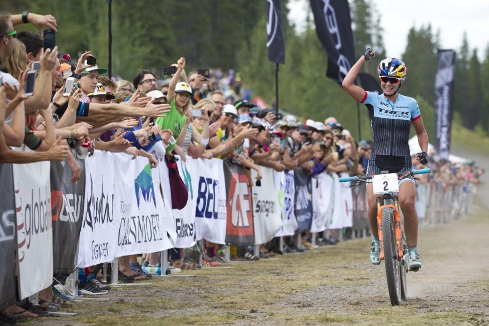 Mountain bike, XCO