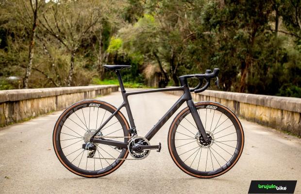 Scott Addict RC, componentes de élite para la mejor bici Scott