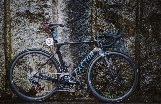 Factor OSTRO VAM, así es la nueva bicicleta de Froome