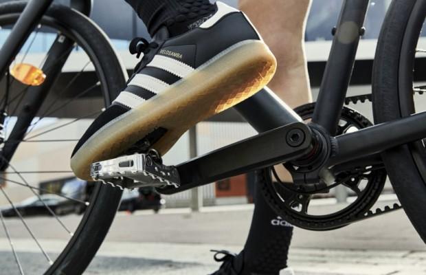 Adidas Velosamba, unas de las zapatillas más icónicas de la historia llegan a los pedales automáticos