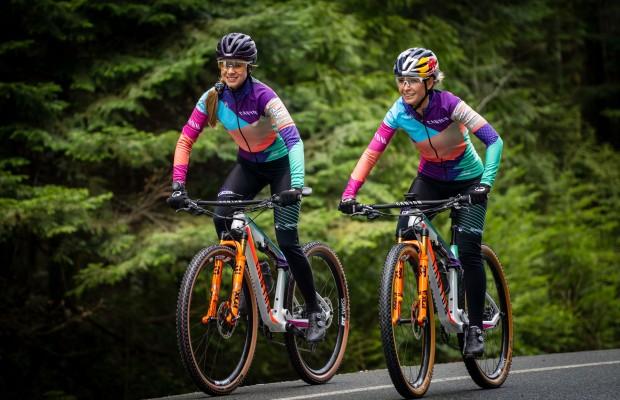 Canyon MTB Racing, presentación oficial del nuevo equipo de Emily Batty