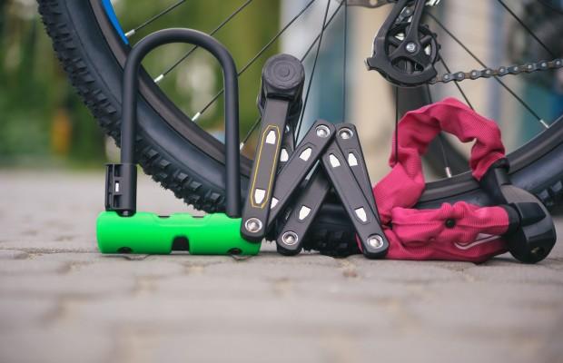 4 candados caros y seguros para tu bici y uno muy barato que siempre deberías llevar