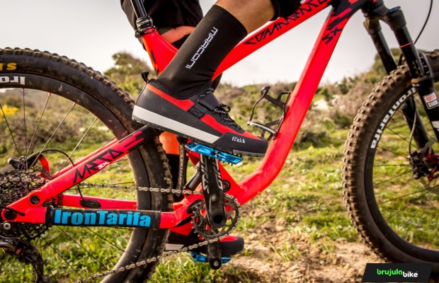 Fizik Gravita X6 Tensor and Versor, we test the latest from Fizik for Trail, Enduro and DH