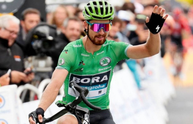 Sagan may not continue riding for Bora next season