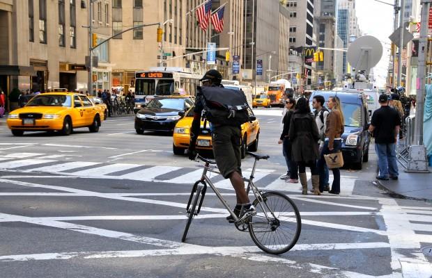 En Nueva York no caben más bicis