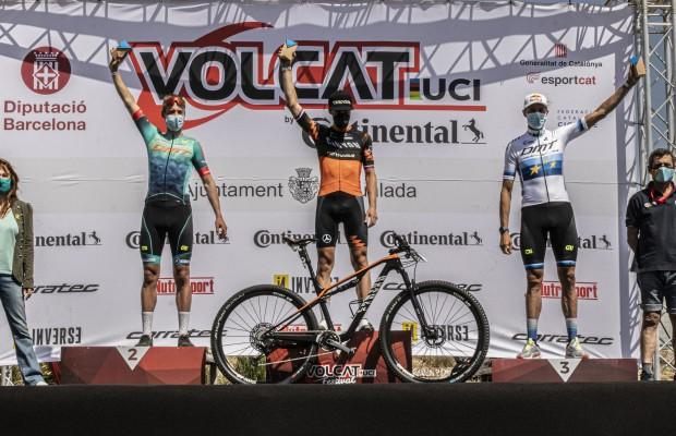 Volcat 2021: Martin Stosek y Maja Wloszowska ganan la etapa 2 y hay cambio de líderes