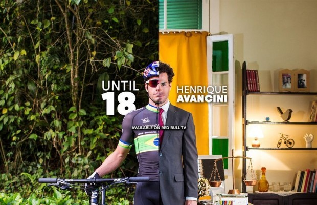 Henrique Avancini had to choose between being a lawyer or a cyclist