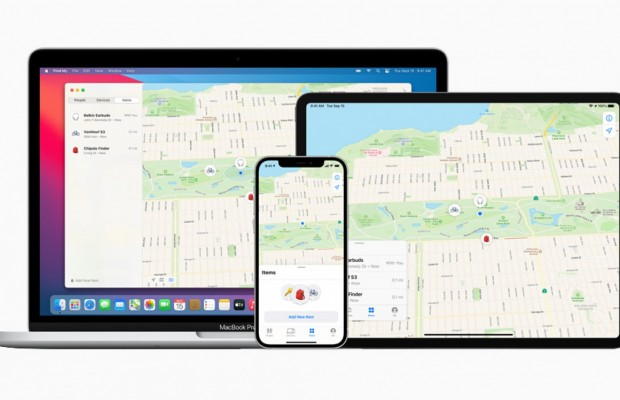 Apple introduces a location-based service for bicycles