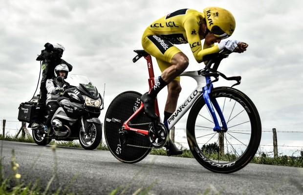 La UCI confirma que no hubo dopaje mecánico durante el Tour de Francia 2018