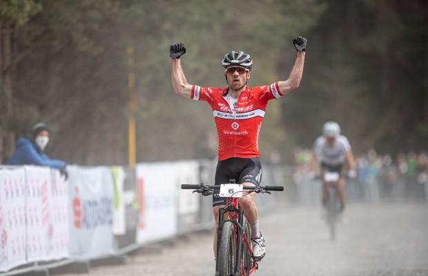 Flückiger beats Schurter again at Ötztaler Mountainbike Festival