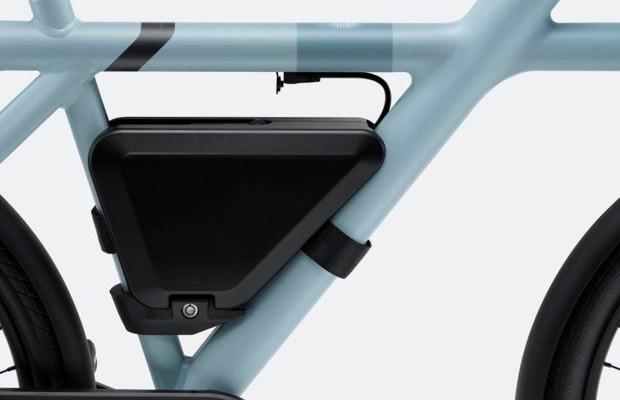 VanMoof amplía la autonomía de sus e-Bike hasta los 250 km con este elegante Powerbank
