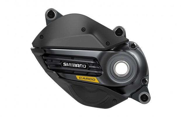Shimano presenta los motores EP8 y E6100 en versión e-Cargo