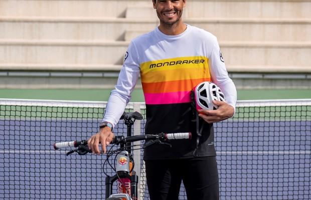 Rafa Nadal's Mondraker F-Podium DC RR