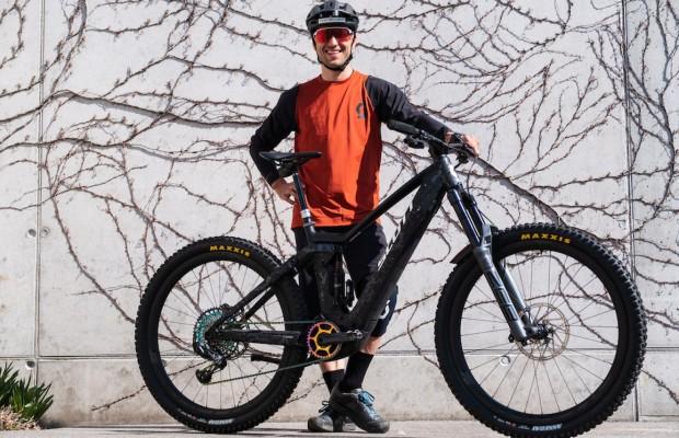 Nino Schurter new Bosch eBike Systems ambassador: