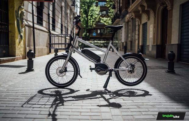 Probamos la Orbea Katu-E 30, una e-Bike urbana muy inteligente