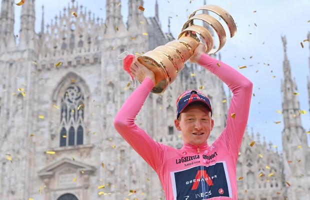 Favoritos para ganar el Giro de Italia 2021