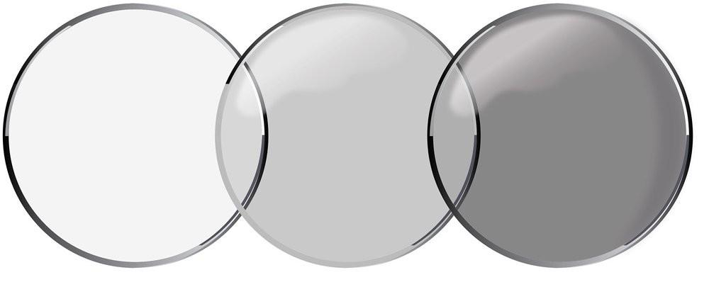 lentillas fotocromáticas