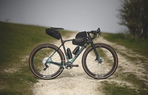 Canyon Grizl, una gravel de carbono con alma bikepacking