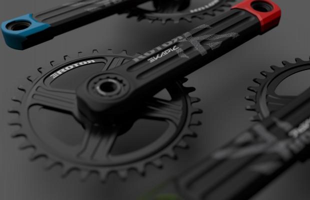 Nuevas Rotor eKAPIC: las primeras bielas de Rotor para e-MTB