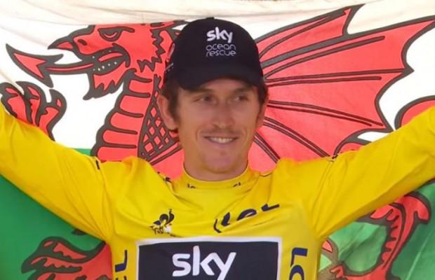 Geraint Thomas podría dejar el Sky para liderar un equipo nuevo en el World Tour