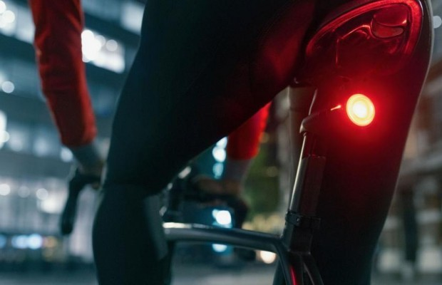 Vodafone introduces brake light with GPS locator and integrated Smart SIM