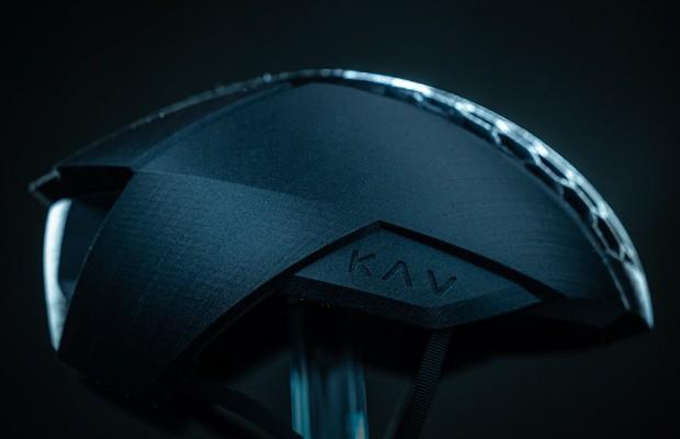 Kav se suma a imprimir cascos en 3D