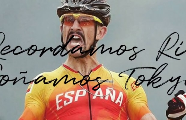 Un vídeo épico para recordar el bronce olímpico de Carlos Coloma