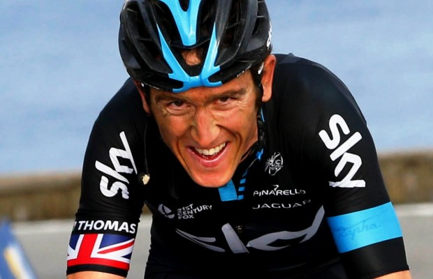 Geraint Thomas dice que