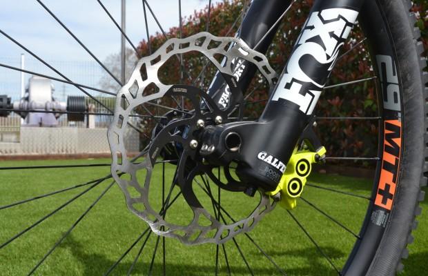 Nuevos discos Galfer Bike con más potencia de frenada