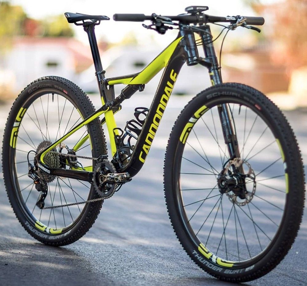 La Cannondale Scalpel 2019 de Fumic