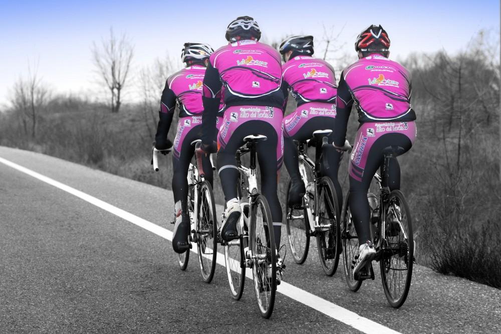 obligaciones ciclista grupo