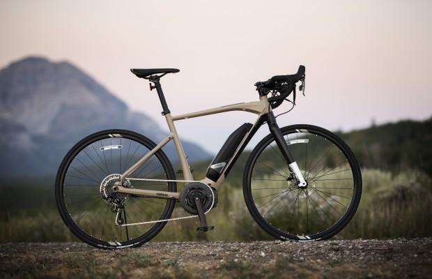 Wabash, Yamaha presenta su bicicleta gravel eléctrica