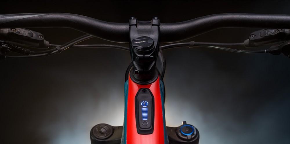 Specialized Turbo Levo 2019 control