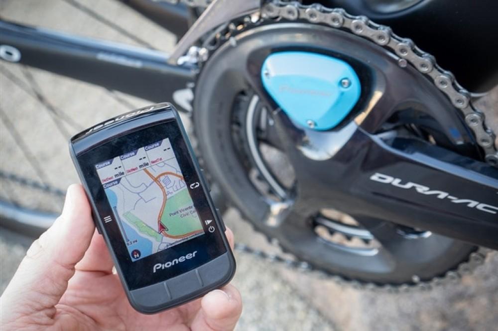 GPS Pioneer potenciometro