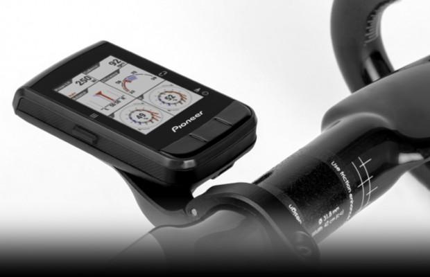 Un nuevo GPS con potenciómetro Pioneer a todo color