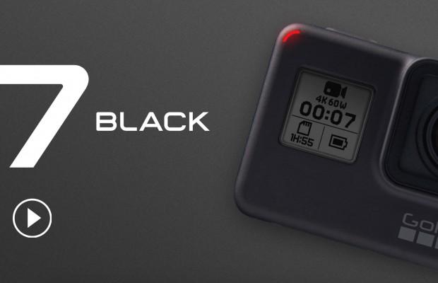 GoPro Hero 7 Black, Silver y White: especificaciones y precio