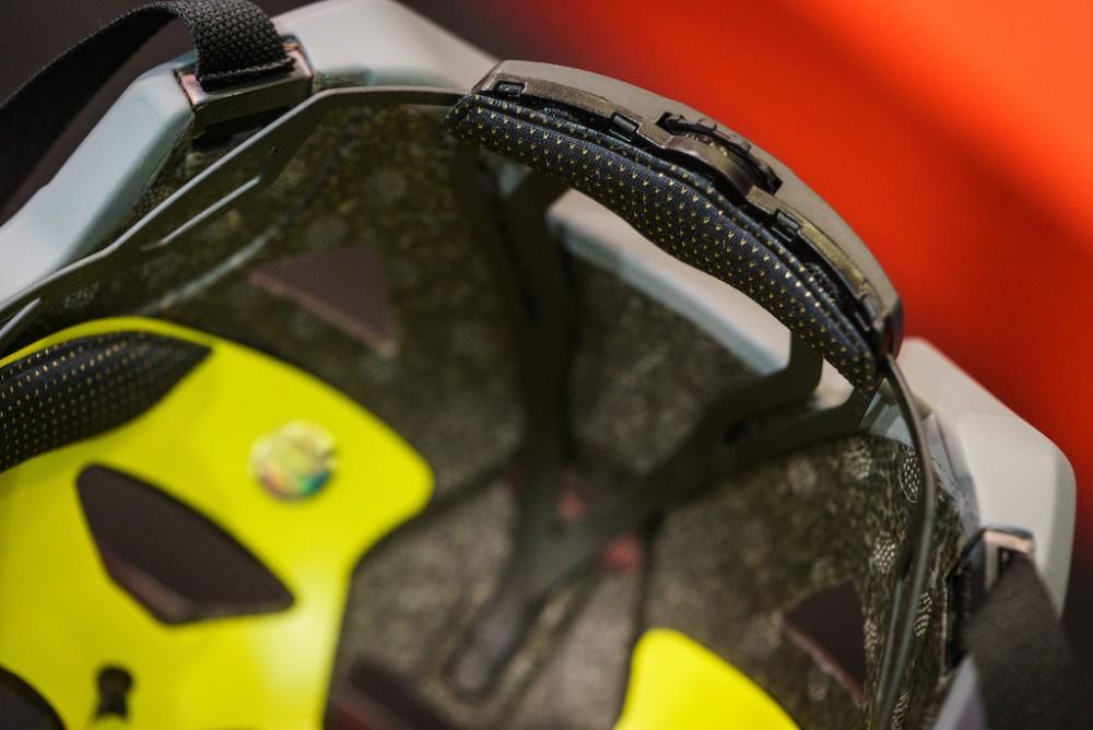 alpinestars casco xco mountain bike ajuste