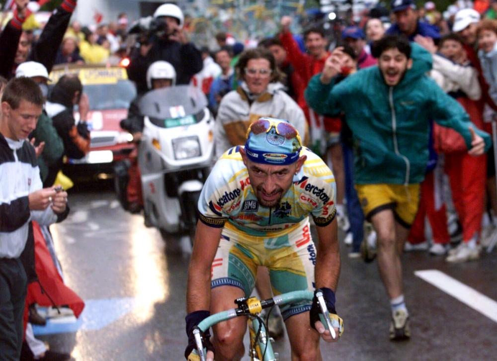ciclismo carretera pantani