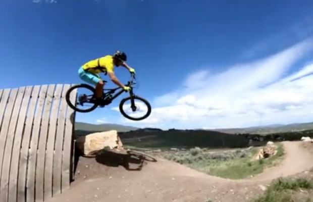 Peter Sagan is having fun with the new Specialized Turbo Levo 2019