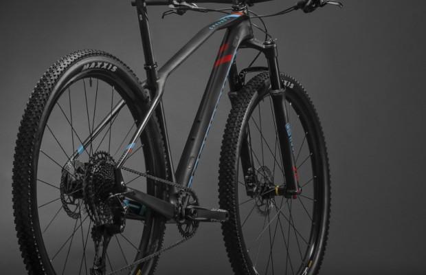 Mondraker Chrono Carbon 2019, puro XC en un cuadro de 1.15 kg
