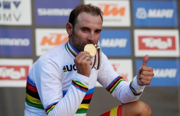 Histórico Valverde: Campeón del Mundo en Innsbruck