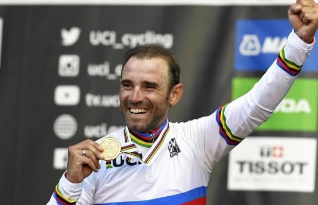 Cuánto ha ganado Alejandro Valverde por ser Campeón del Mundo
