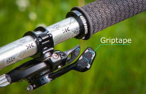 IPOTCH 1 x Suspensi/ón de Cambio de Bicicleta Trasera para Bicicletas de Monta/ña Carretera