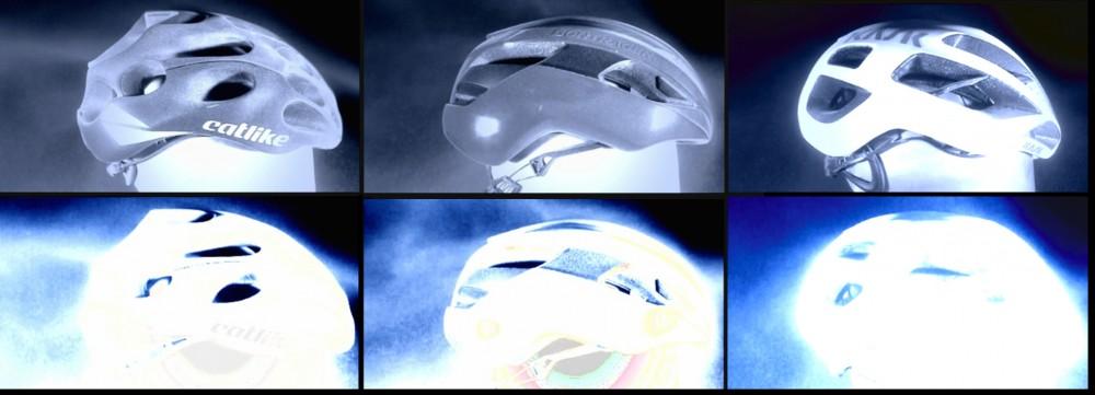 casco ventilado casco aerodinamico