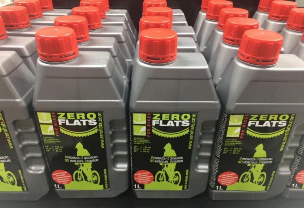 zeroflats líquido antipinchazos
