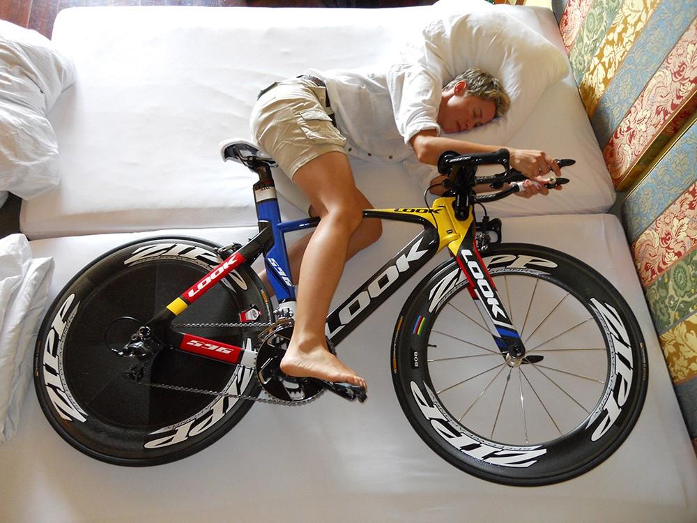 ganar tiempo mountain bike